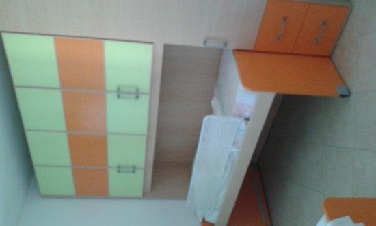 Hotel Baltic : Residence MareLuna camera bimbi