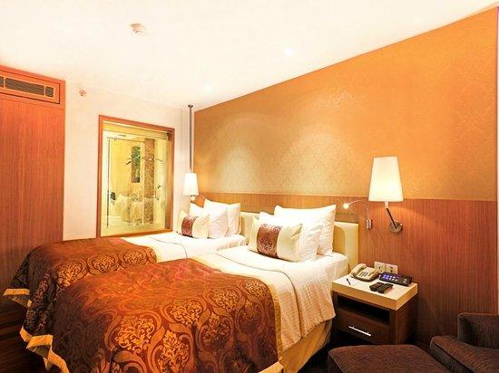 Hotel Bawa International: Deluxe Room