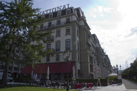 Grand Hotel National: View of our the hotel