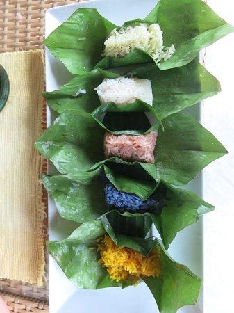 The Farmer Restaurant and Bar: riso in 5 colori e sapori