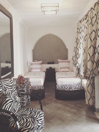 Riad Mirage: Twin room Evasion