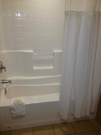 Ayres Hotel Chino Hills : Shower / Tub Combination