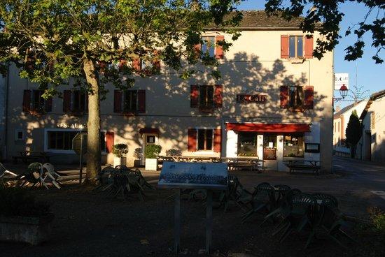 Pampelonne, فرنسا: Le Caff Bistrot et Chambres d'hôte