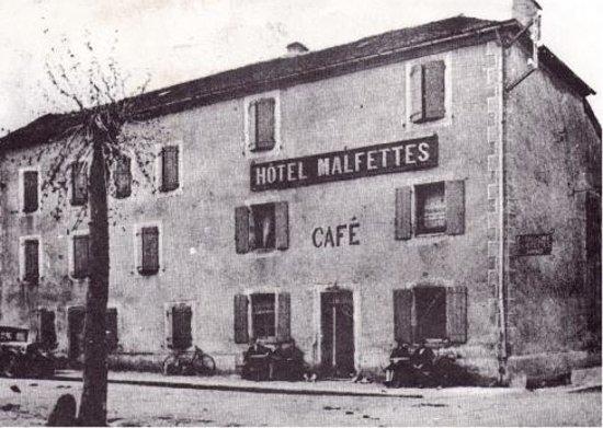 Pampelonne, França: Le Caff 1863