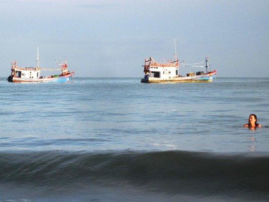 Beach at Andaman Bangtao Bay Resort