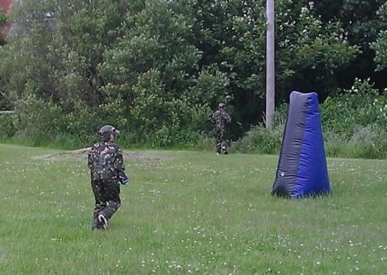 Bude Laser Tag: Missions that really get the adrenalin-flowing