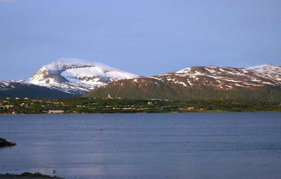 Anemone Bed & Breakfast: Tromso midnight sun