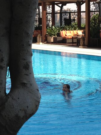Four Seasons Hotel Cairo at the First Residence: Family bliss!