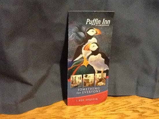 Puffin Inn: I Love Puffin's