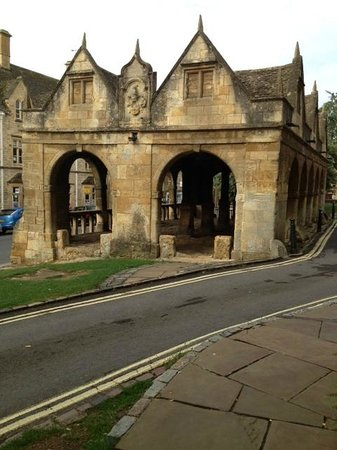 Badgers Hall: Market Hall, Chipping Campden