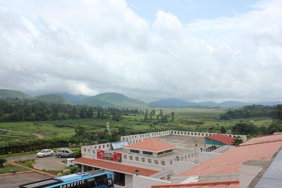 Valley picture of aptdc haritha mayuri resort araku - Araku valley resorts with swimming pool ...