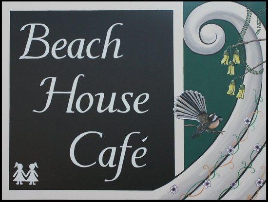 Beach house cafe kaikoura