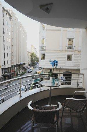 SV Boutique Hotel: oda balconu
