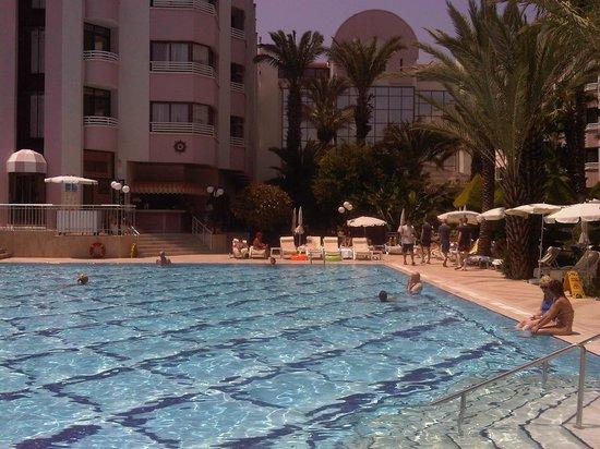 Pool Picture Of Hotel Aqua Icmeler Tripadvisor