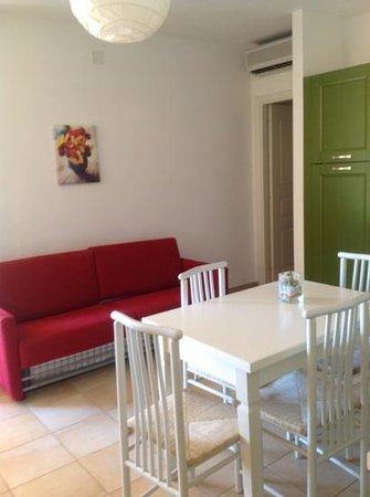 Residence Ombraverde: Il soggiorno