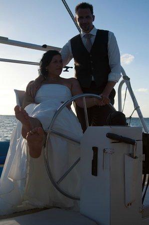 Dreamcatcher Catamaran Tours: Ein besonderer Tag auf der DREAMCATCHER