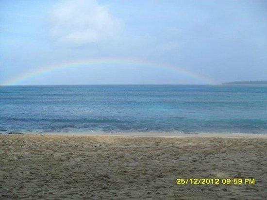 Villa Del Mar Ivory Beach Resort: Beach Front