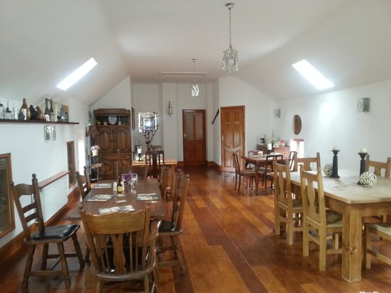 Belan Lodge : Dining room