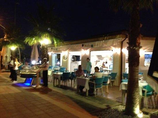 Meydan Meat & Fish Restaurant : restaurant from outside
