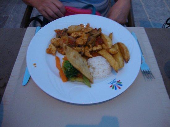 Ida Hotel: Food from the Ida resturant