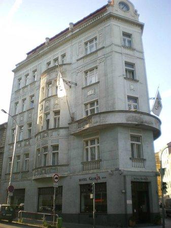 City Partner Hotel Gloria: Отель
