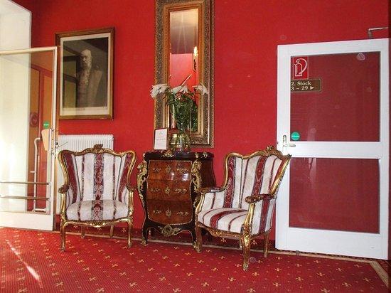 Villa Excelsior Hotel & Kurhaus: Common areas