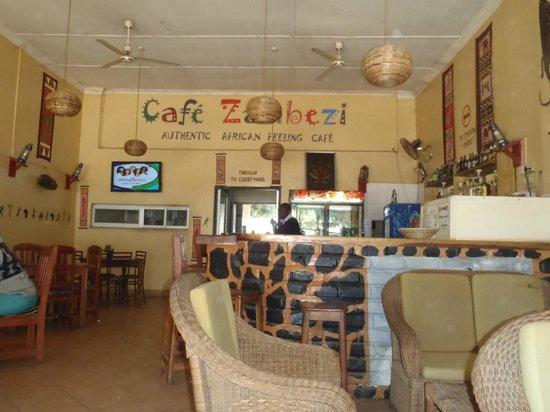 Cafe Zambezi: Café Zambezi