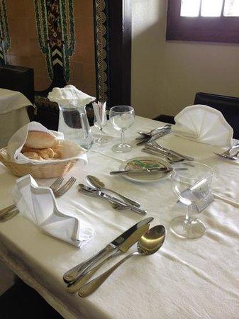 Grande Hotel Bela Vista: restaurant