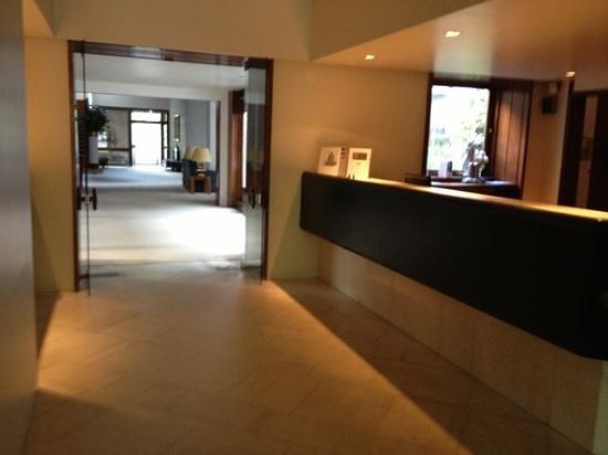 Grande Hotel Bela Vista: reception