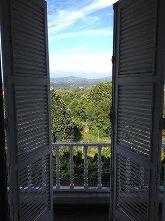 Grande Hotel Bela Vista: room views in the morning