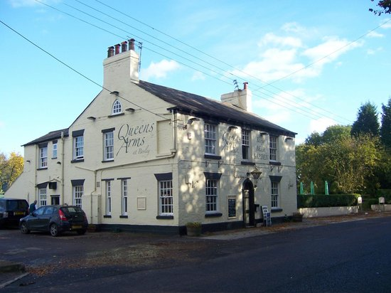 Queens Arms: The pub