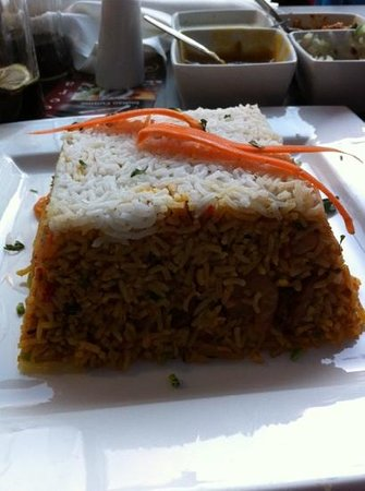 Zeera: special mixed Biryani!!!