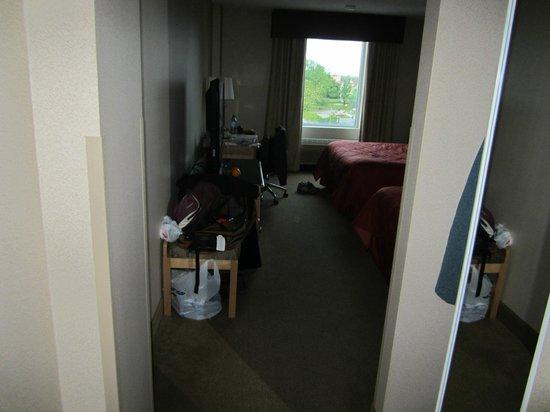 Comfort Inn & Suites Presidential: Room
