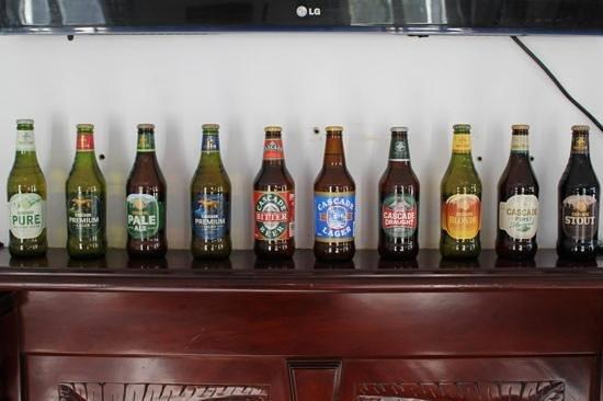 Daci and Daci Bakers: Love Tassie beers!!