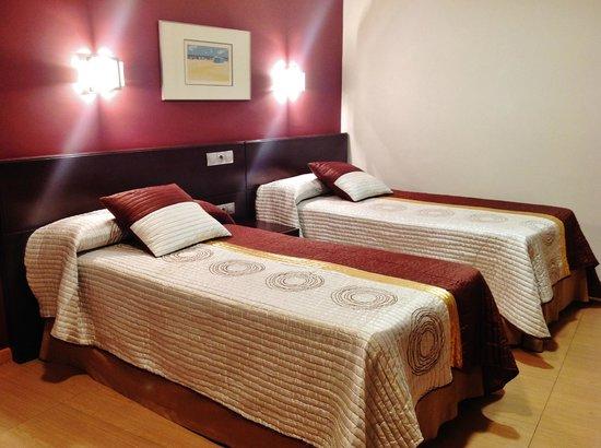 Hostal El Lechuguero : Habitación Doble Superior - 2 camas