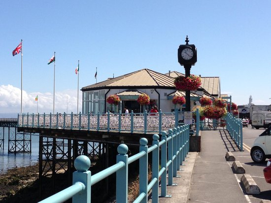 Seafood Restaurant Mumbles