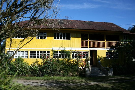 Hacienda San Vicente: Yellow House