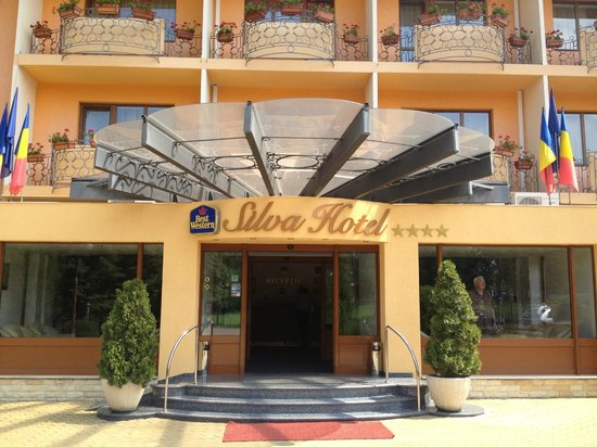 Photo of BEST WESTERN Hotel Silva Sibiu