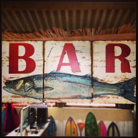 Brem Sur Mer, ฝรั่งเศส: Bar