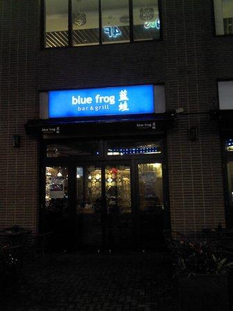 Blue Frog (Daning)