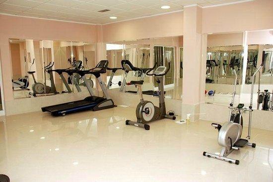 Car Hotel: fitnes