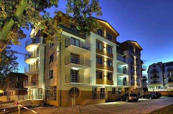 Apartamenty Nautilus Bewertungen Fotos Preisvergleich
