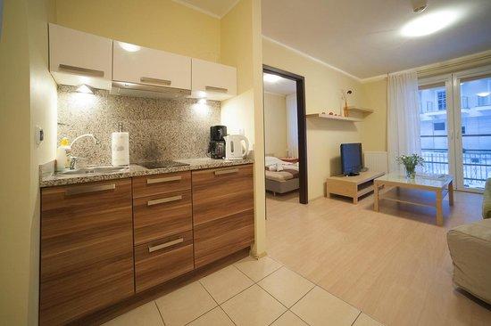 Apartamenty Nautilus: Apartament dwupokojowy