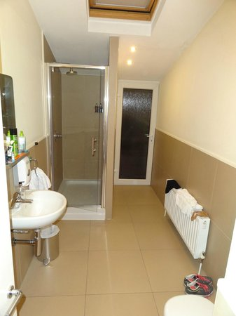 Clapham Guest House : Big bathroom