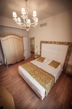 Al Bailo di Venezia: Main bedroom