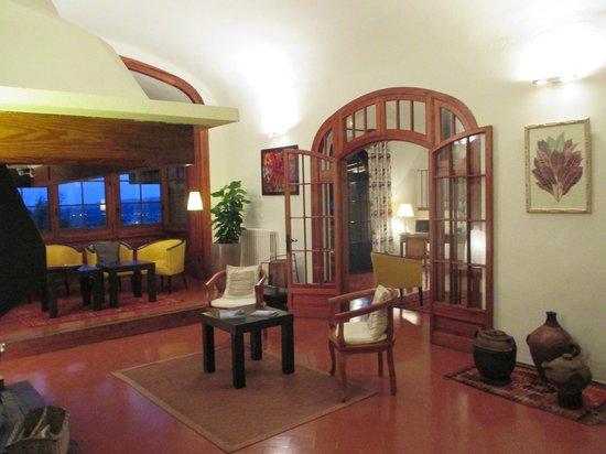 Mas Ses Vinyes : foyer