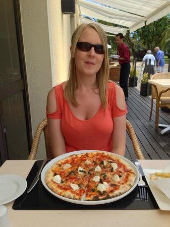 Il Basilico : Very good food!