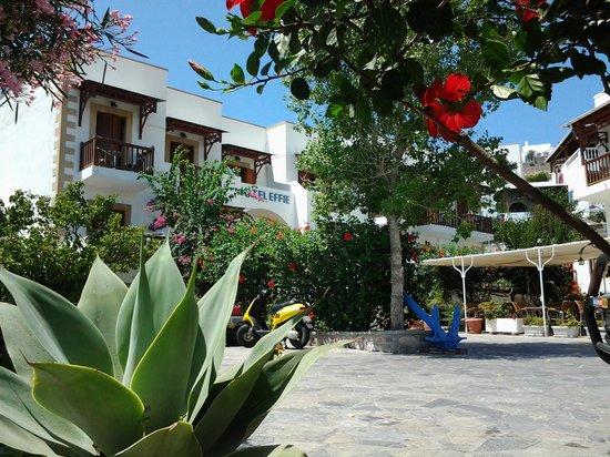 Effie Hotel: extérieur