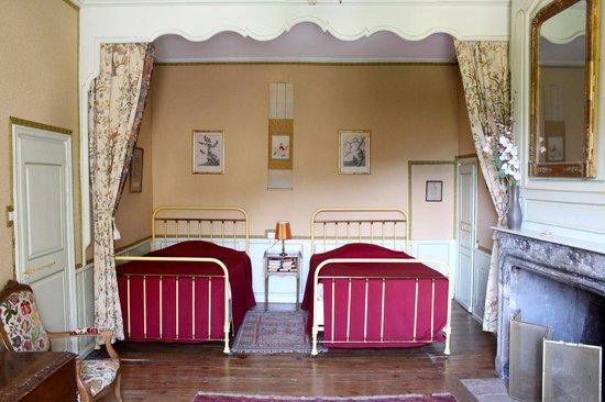 Chambre Princesse: fotografía de Chateau de Lescure ...