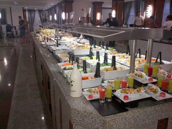 Hotel Riu Palace Macao: Restaurant